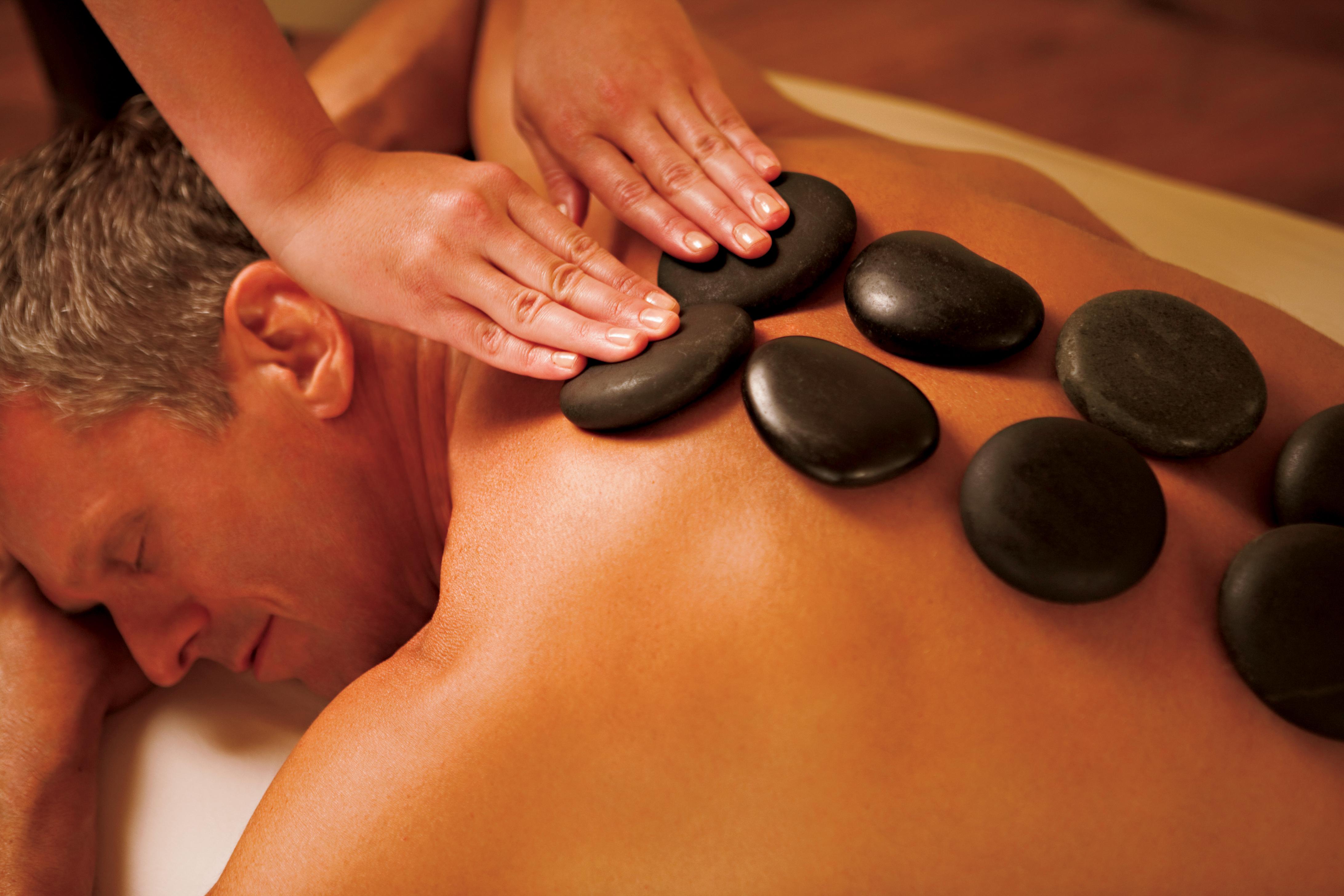 Massaggio Hot Stone Vs Massaggio Regolare